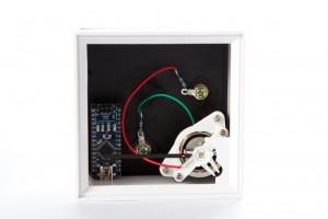Arduino inside of MegaBitmeter